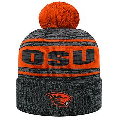 Adult Top of the World Oregon State Beavers Sock it 2 Me Beanie