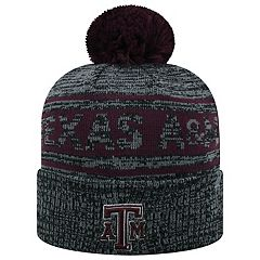 Adult Top of the World Texas A&M Aggies Sock it 2 Me Beanie