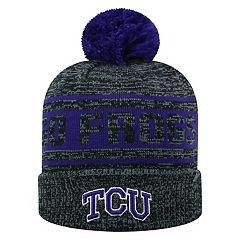 Adult Top of the World TCU Horned Frogs Sock it 2 Me Beanie
