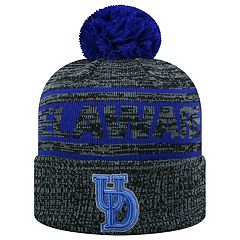 Adult Top of the World Delaware Blue Hens Sock it 2 Me Beanie