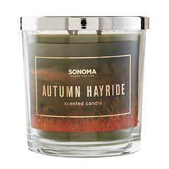 SONOMA Goods for Life™ Autumn Hayride 14-oz. Candle Jar