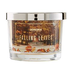 SONOMA Goods for Life™ Falling Leaves 5-oz. Candle Jar