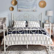 Baxton Studio Scarlett Platform Bed