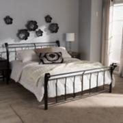 Baxton Studio Sienna Platform Bed