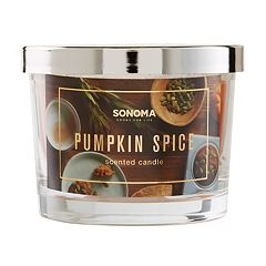 SONOMA Goods for Life™ Pumpkin Spice 5-oz. Candle Jar