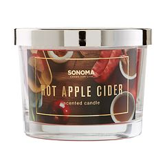 SONOMA Goods for Life™ Hot Apple Cider 5-oz. Candle Jar