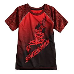 Boys 4-10 Jumping Beans® Marvel Spider-Man Active Raglan Tee