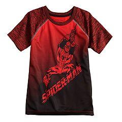 Boys 4-10 Jumping Beans® Marvel Spider-Man Active Raglan Tee