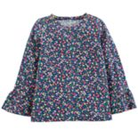 Girls 4-12 OshKosh B'gosh® Print Bell-Sleeve Tee