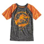 Boys 4-10 Jumping Beans®  Jurassic World Raglan Active Tee