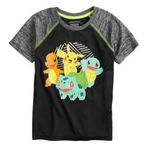 Boys 4-10 Jumping Beans® Pokemon Raglan Active Tee