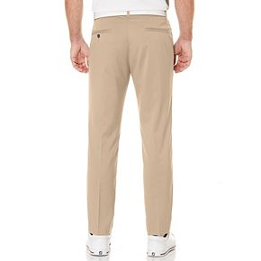 Men's Grand Slam On-Course Slim-Fit Active Waistband Stretch Golf Pants