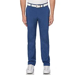 Men's Grand Slam On Course Slim-Fit MotionFlow 360 Active Waistband Stretch Golf Pants