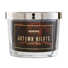 SONOMA Goods for Life™ Autumn Nights 5-oz. Candle Jar