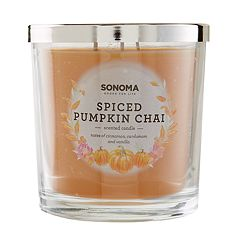 SONOMA Goods for Life™ Spiced Pumpkin Chai 14-oz. Candle Jar