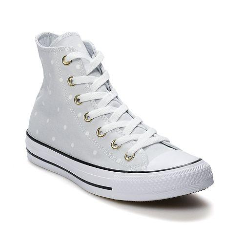 a10e8b5232cef6 Converse Chuck Taylor All Star Mini Dot Women s High Top Shoes