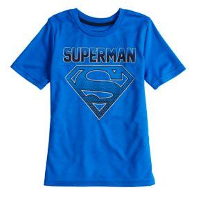 Boys 4-10 Jumping Beans® Marvel Superman Active Tee