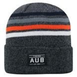 Adult Top of the World Auburn Tigers Upland Beanie