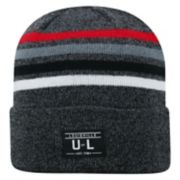 Adult Top of the World Louisville Cardinals Upland Beanie