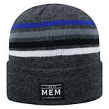 Adult Top of the World Memphis Tigers Upland Beanie