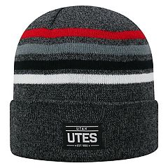 Adult Top of the World Utah Utes Upland Beanie