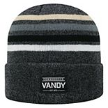 Adult Top of the World Vanderbilt Commodores Upland Beanie