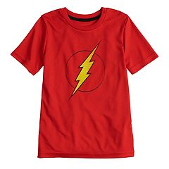Boys 4-10 Jumping Beans® DC Comics The Flash Sporty Graphic Tee