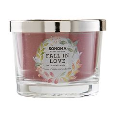 SONOMA Goods for Life™ Fall In Love 5-oz. Candle Jar