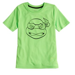 Boys 4-10 Jumping Beans® TMNT Embossed Active Tee