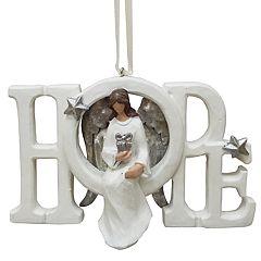 St. Nicholas Square® 'Hope' Angel Christmas Ornament