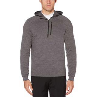 Men's Grand Slam Water Repellent Knit Golf Hoodie