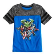 Boys 4-10 Jumping Beans® Marvel Avengers Active Tee