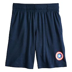 Boys 4-10 Jumping Beans® Marvel Captain America Shorts