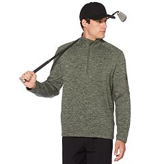 Men's Grand Slam Fleece Quarter-Zip Golf Pullover