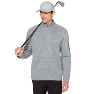 Men's Grand Slam Fleece Quarter-Zip Golf Pullover