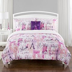City of Lights Bedding Set
