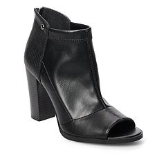Simply Vera Vera Wang Skimmer Women's High Heel Ankle Boots