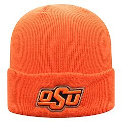 Adult Top of the World Oklahoma State Cowboys Tow Knit Beanie