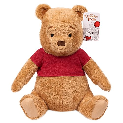 297227e60900 Disney s Christopher Robin Large Winnie The Pooh Bear Plush