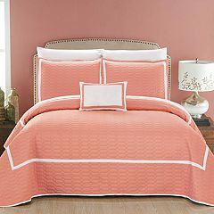 Chic Home Mesa Quilt Bed Set