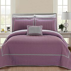 Chic Home Mesa Quilt Bedding Set