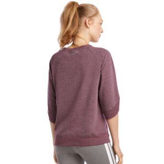 Women's Skechers Charmed French Terry Raglan Top