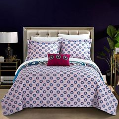 Chic Home Reims 4-piece Quilt Set