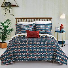 Chic Home Le Haver 4-piece Quilt Set