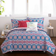 Chic Home Tristan Quilt Set