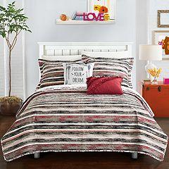Chic Home Jaden Quilt Set