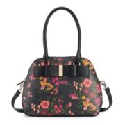 Apt. 9® Audrey Bow Dome Satchel