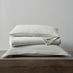 FlatIron Reversible Flannel Coverlet