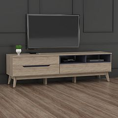 Baxton Studio Fella TV Stand