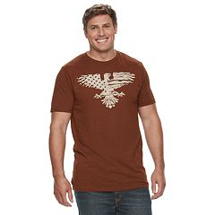 Big & Tall SONOMA Goods for Life™ American Eagle Graphic Tee